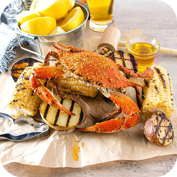 Lintonseafood Com Colossal Blue Crabs Dozen